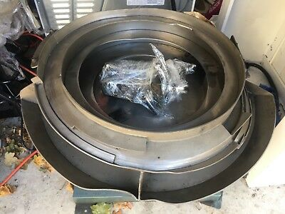 "20""   Parts Feeders Vibratory Bowl Feeder Part 115v by PartsFeeders DU18 base"