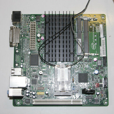 Intel Atom D2700 Mini-ITX Motherboard D2700DC + WLAN