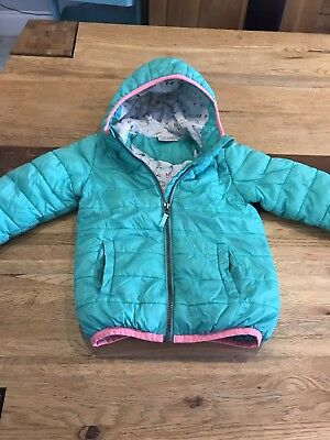 Green Jacket (soft Lined) 18 Months - 2 Years Next