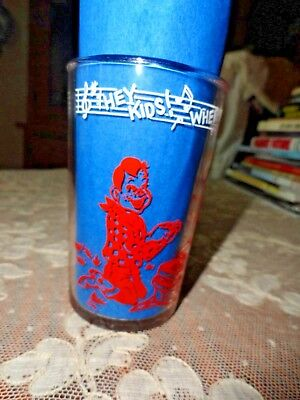 1950s Welch's Jelly Glass Howdy Doody ~Dated 1953~Very Good Condition! Hey Kids!