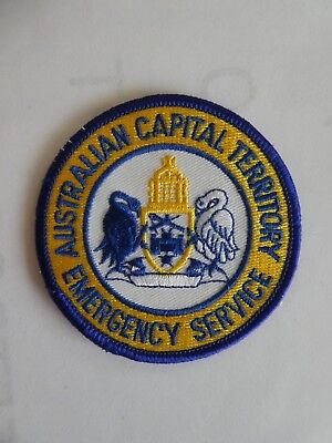 Emergency Service patch