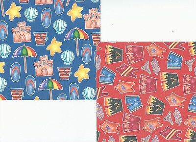 Provo Craft - Crafter's Cardstock -15 x 15cms - 10 Designs - 200 Assorted Sheets