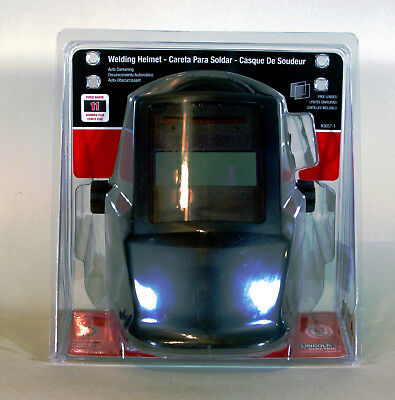 New Lincoln Electric K3057 1 Fixed Shade 11 Auto Darkening Welding