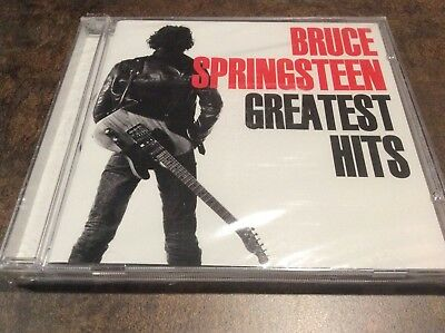 Bruce Springsteen Greatest Hits (sealed) New CD