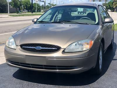 2003 Ford Taurus  2003 Ford Taurus SES 4dr 111K Miles3.0L V6 Cold AC Drives Great *FLORIDA OWNED*