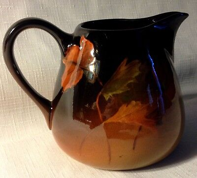 Antique Rookwood Creamer Signed Carrie Steinle Standard Glaze