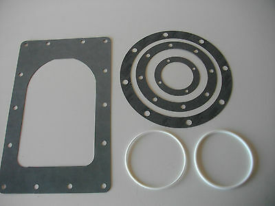 Berkeley jet pump gasket set intake bowl nozzle steering ring boat marine