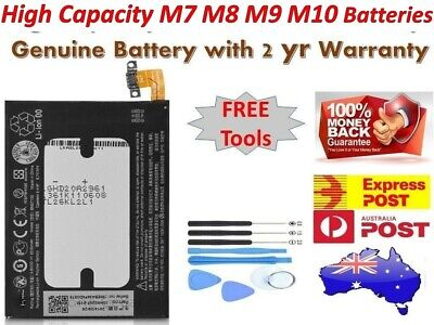 New Original Replacement Battery For  HTC One HTC M7 HTC M8 HTC M9 M10 AU Stock