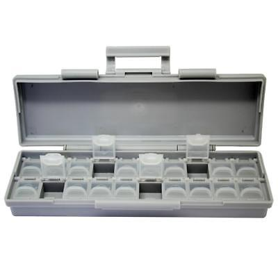 AideTek BOXALL20 Electronics Storage Cases surface mount components Organizer