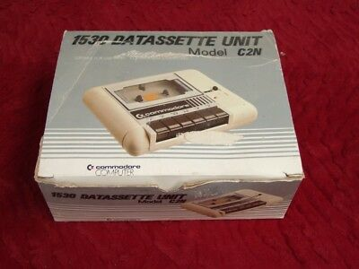 Commodore 1530 C2N Data cassette recorder for VIC-20 C64 Pet computers
