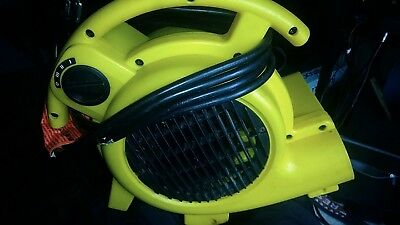 Mighty Mini™ Air Mover by Shop-Vac® AM425- High Power Floor Fan (Lghtly Used