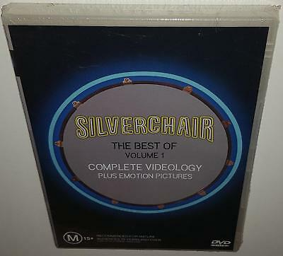 Silverchair The Best Of Volume 1 Complete Videology Brand New Sealed Dvd