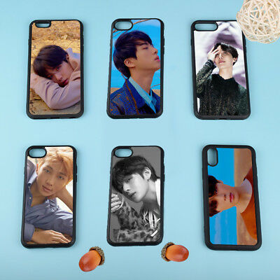 KPOP BTS Bangtan Boys LOVE YOURSELF Silicone Phone Case Cover for iPhone V JIMIN