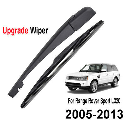 Upgrade Rear Wiper Arm Blade Set Kit For Range Rover Sport 2005 through to 2013