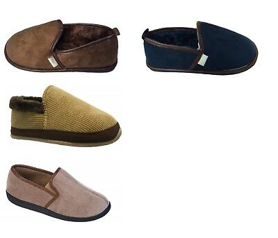 0d9c0569a0e NEW Men s Coolers Cosy Comfort Warm Slippers House Shoes Sizes 7 - 12 UK