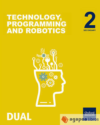 Inicia Technology, Programming & Robotics 2.º ESO. Student's book