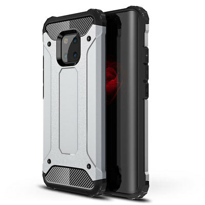 Shockproof Hard Bumper Armor Case Cover for Huawei Mate 20 Lite/Pro Honor 8X Max