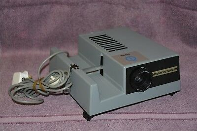 Boots Photo Slide Rotary Q1 Magazine Projector