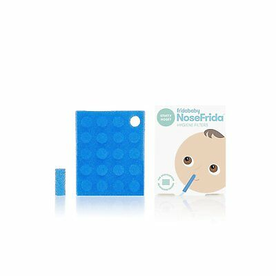 Baby Nasal Aspirator Hygiene Filters for NoseFrida the Snotsucker by...