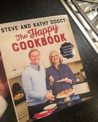 The Happy Cookbook: A Celebration of the Food That Makes America Smile_Hardcover