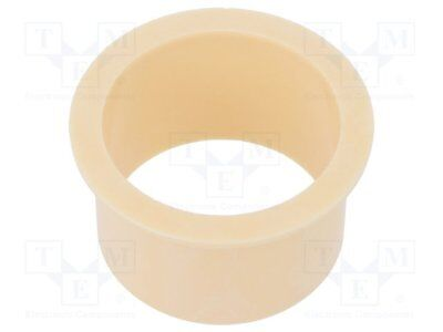Sleeve bearing; V: with flange; Out.diam:44mm; Int.dia:40mm (1 pcs)