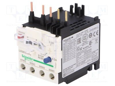 Thermal relay; Series: TeSys K; Auxiliary contacts: NO + NC[1 pcs]