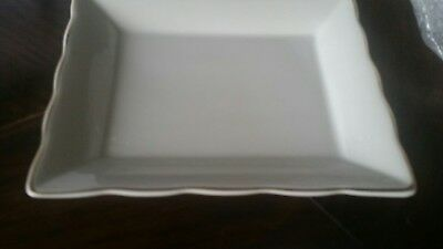 Plate 15x18mm bone china plate vintage rare decorative or tableware or photo