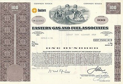 Eastern Gas and Fuel Associates, 1976