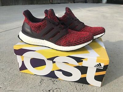ADIDAS ULTRA BOOST 4.0 Men s Size 8.5 Noble Red CP9248 -  110.00 ... 1e3ed2c05