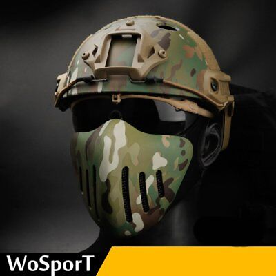 Masks Airsoft Paintball Knight Mask Tactical Mask Equipment CO