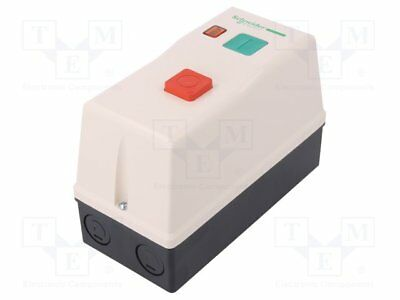Magnetic Motor Starter Control CAE1-D1810 18A 220VAC Overload 12-18Amp.