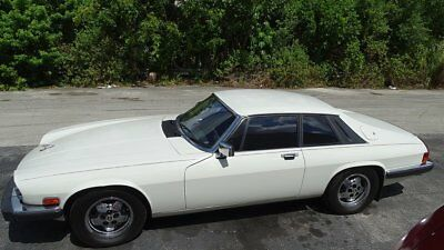 1989 Jaguar XJS SPORT COUPE 1989 JAGUAR XJS SPORT COUPE 52,000 MILES SOLID BODY AND INTERIOR SOME TLC NEEDED