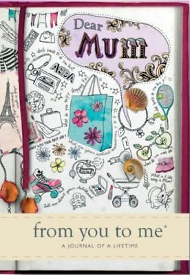 Dear Mum, from you to me (Sketch design) (Journal of a Lifetime) Mum Gift