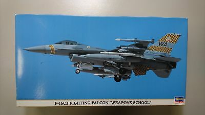 1:48 Hasegawa 09421 F-16CJ Fighting Falcon Weapons School