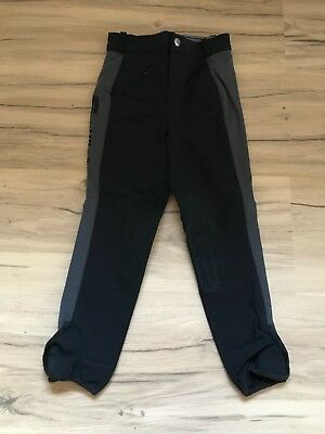 Mädchen Thermo-Reithose, Kniebesatzreithose, Equilibre, Gr. 128