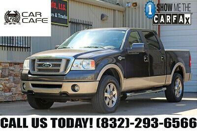 2007 Ford F-150 King Ranch Crew Cab Pickup 4-Door