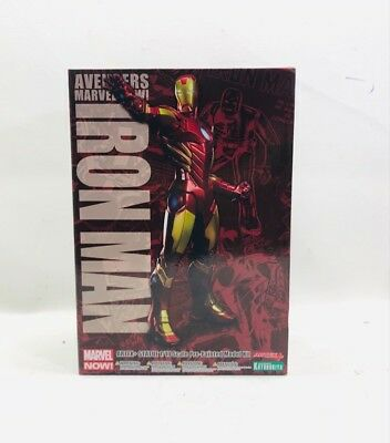 Kotobukiya Marvel Now Ironman 1/10Th Scale Artfx+ (Cmp003550)
