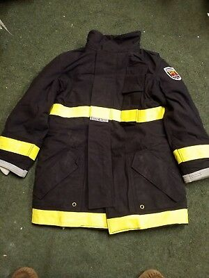 FIREDEX BUNKER TURNOUT JACKET SMALL Firefighter EMS Rescue (NEW)#1