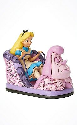 Jim Shore Alice in Wonderland Disneyland Attraction Figurine Disney Parks