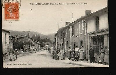 Cpa005.....dep52 Thonnance Les Joinville