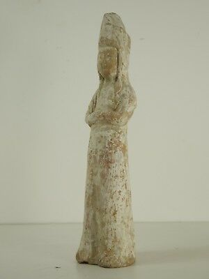 Tang dynasty style pottery figure, and possibly Tang period