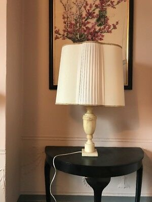 Table Lamp Shade Mid Century Hollywood Retro Vintage Style
