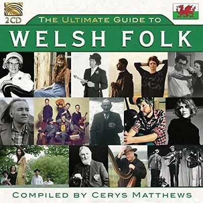 Various Artist - Ultimate Guide To Welsh Folk (CD Used Very Good)