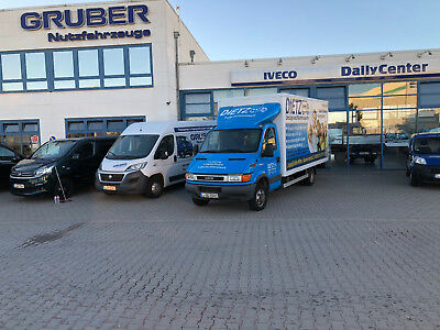 iveco daily Koffer Lkw Top