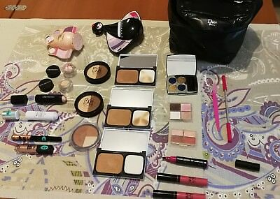 Lotto Make Up Diego Dalla Palma, Rvb, Essence, Lancome, Vari Totale 23 Pezzi!!!