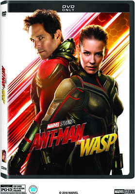 Ant-Man & The Wasp (2018, DVD NUOVO) (REGIONE 1)