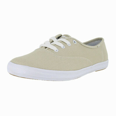 8c47a528411 KEDS SHOES GIRL S Women s CHAMPION CVO Canvas Lace Up Flat Trainers ...
