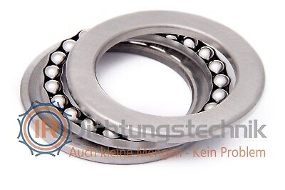 Axial Kugellager Rillenkugellager Axial Deep Groove Ball Bearings 51100 - 51202