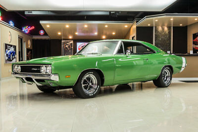 1969 Dodge Charger 500 Charger 500! # Matching 440 V8, 727 Auto, PS, PB, A/C, 1 of 392 Built for Nascar