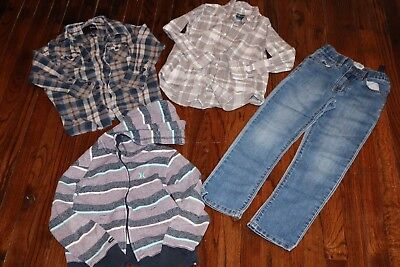 Boys SIZE 6 & 7 Lot Hurley, Ralph Lauren And Children's Place